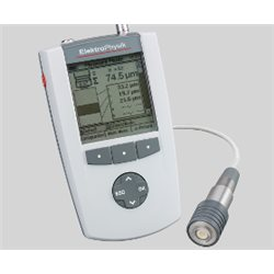 Ultrasonic coating thickness gauge