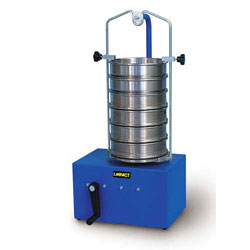 Mechanical sieve shaker