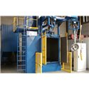Standard wheel blasting machines