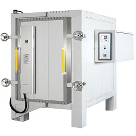 Electrical heated box furnace
