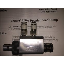 Nordson Encore inline powder pump