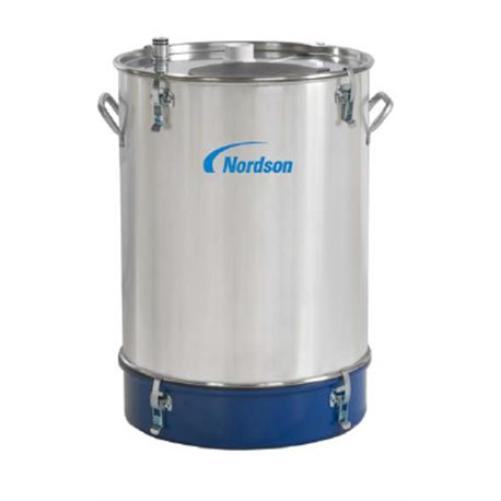 Nordson powder feed hopper