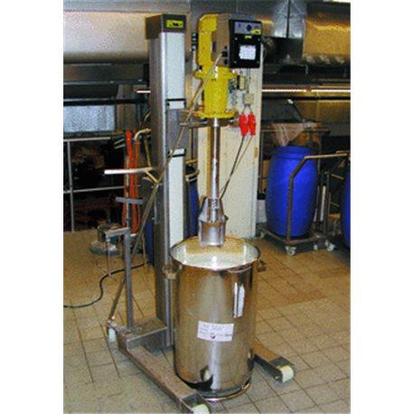 Jet stream mixer