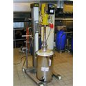 Jet stream mixer for large batches