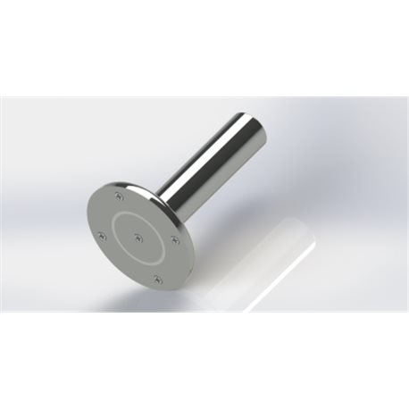 Surface charge electrode