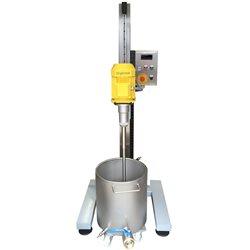 Enamel mixer