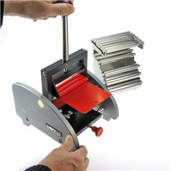 Cylindrical bend tester