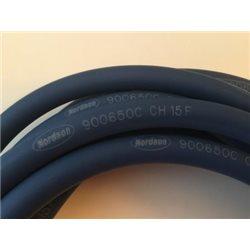 Blue powder hose 1/2 inch