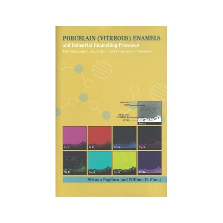 Porcelain (Vitreous) Enamels - Industrial Enamelling Processes