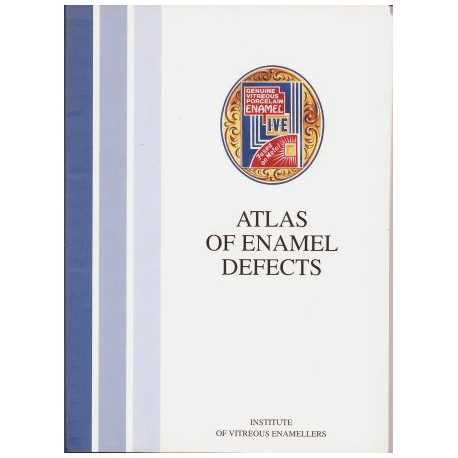 "Manual ""Atlas of Enamel Defects"""