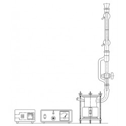 Test apparatus according to ISO 28706-2
