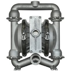 Double action diaphragm pump 1 1/2""