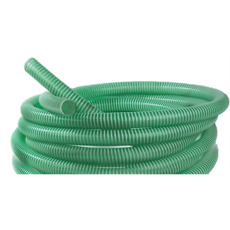 Wet enamel transport hose