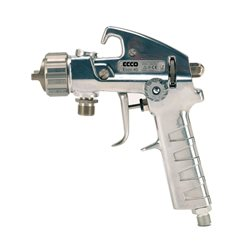 Manual wet enamel spray-gun