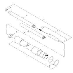 Nordson SureCoat Lance Extension kits