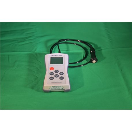 Electronic film thickness meter
