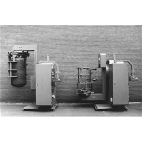 Offline wet application system for tanks