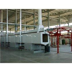 Spray-degreasing systems
