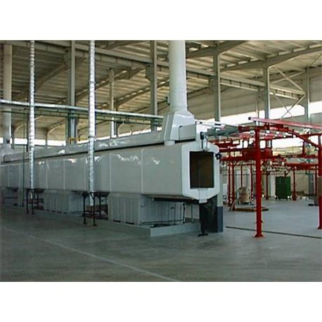 Spray-degreasing systems