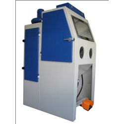 Injection blastcabinet