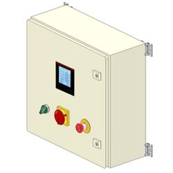 Wall-mounted dual Reciprocator Controller, type HQF-02