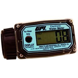 GPI WATERMETER TYPE 01N12LM