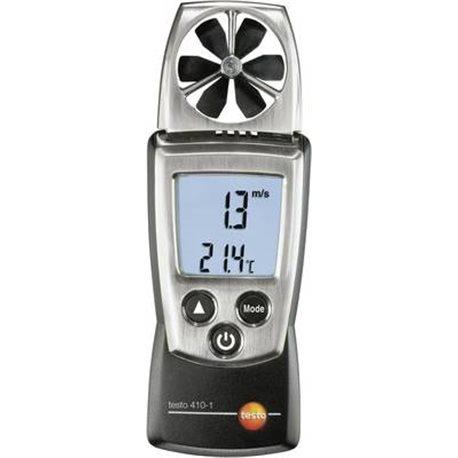 Air velocity meter